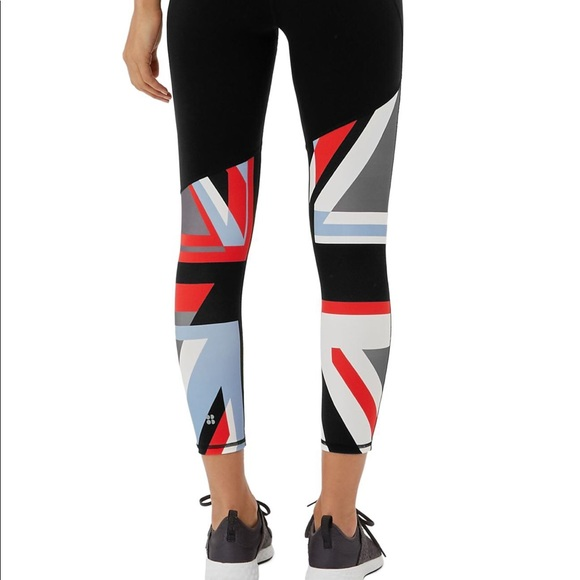 new york sale cheap for discount Sweaty Betty Union Jack Power Legging